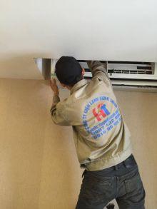 Cách xử lý điều hòa khi kêu to cục nóng và mặt lạnh